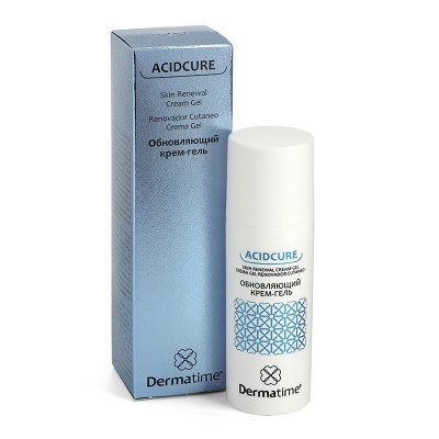 ACIDCURE Skin Renewal Cream Gel (Dermatime) – Обновляющий крем-гель