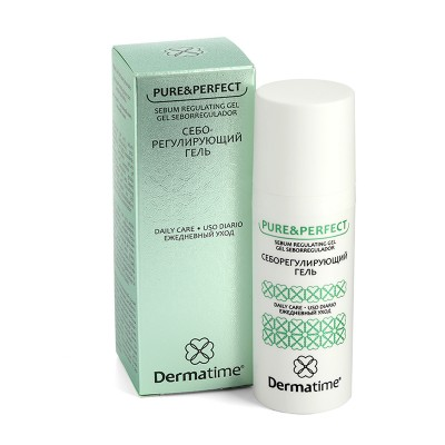 PURE&PERFECT Sebum Regulating Gel (Dermatime) – Себорегулирующий гель