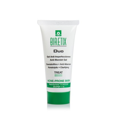 BiRetix Duo – Purifying Exfoliant Gel / Anti-Blemish Gel (Cantabria Labs) – Себорегулирующий гель